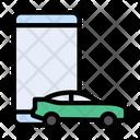 Taxi Cab Application Icon
