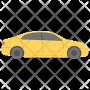 Taxi Car Road Icon