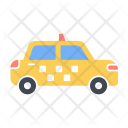 Taxi Cab Hire Icon