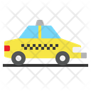 Taxi Car Vehicle Icon