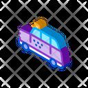 Bus Taxi England Icon