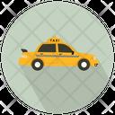 Taxi Cab Cab Taxi Icon