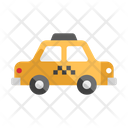 Taxi Transportation Service Icon