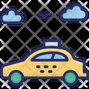 Car Destination Road Icon