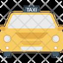 Taxi Taxi Van Vehicle Icon