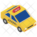 Local Transport Taxi Public Transport Icon