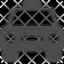 Passenger Transportation Vehicle Public Vehicle Icon