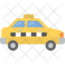 Car Cab Taxi Cab Icon