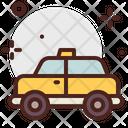 Side Cab Side Car Side Icon
