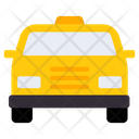 Texi Cab Car Icon