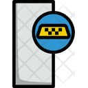 Taxi Vehicle Street Icon