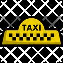 Taxi Cab Service Icon