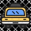 Taxi Cab Transportation Icon