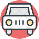 Taxi Van Vehicle Icon