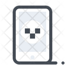 Mobile Application Taxi Icon