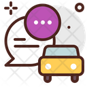 Cab Cab Booking Taxi Booking Icon