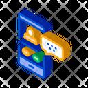 Online Passenger Web Icon