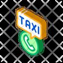 Application Call Car Icon