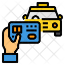 Taxi Card Payment Icon