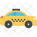 Taxi Delivery Shipping Icon