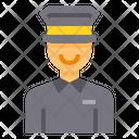 Taxi Driver Taxi Job Icon