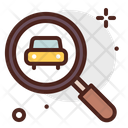 Taxi Taxi Finder Cab Finder Icon
