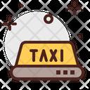 Light Taxi Light Cab Light Icon