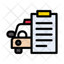Taxi List Icon