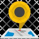 Map Location Address Icon
