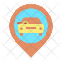 Mtravel Location Share Map Taxi Location Car Location Icon