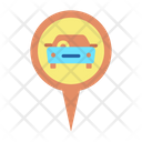 Mtaxi Location Pin Taxi Location Car Location Icon
