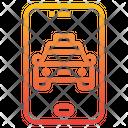 Mobile App App Smartphone Icon