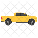 Taxi Pickup Car Truck Compact Truck Icon