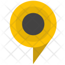 Taxi pinpoint Icon