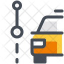 Taxi Real Location Icon