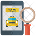 Taxi Search Icon