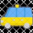 Taxi van Icon