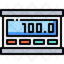 Taximeter Passenger Travelling Distance Journey Distance Icon