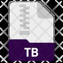 Tb file Icon