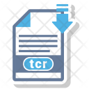Tcr File Icon