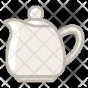 Tea Jar Jug Icon