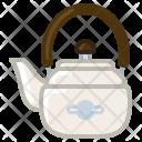 Tea Kettle Kitchen Icon