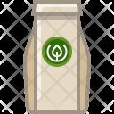 Tea Bag Bio Icon