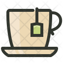Tea Cup Glass Icon
