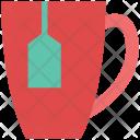 Tea Instant Bag Icon