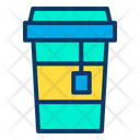 Takeaway Cup Tea Green Tea Icon
