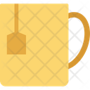 Tea Instant Tea Tea Pack Icon