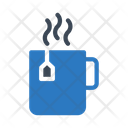 Tea Coffee Teabag Icon