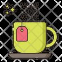 Tea Hot Tea Tea Cup Icon