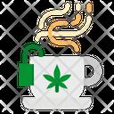 Tea Weed Cannabis Icon